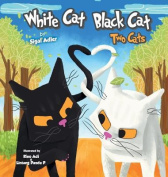 White Cat Black Cat: Two Cats