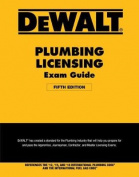 Dewalt Plumbing Licensing Exam Guide