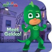 Meet Gekko! (Pj Masks) [Board book]