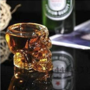73ml Crystal Skull Head Wine Glass Cup Mug for Home/Bar/Party