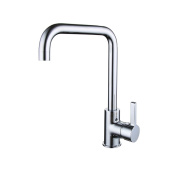 LDONGSH Single Hole Kitchen 360 Degree Rotation Sink Vegetable Bowl Hot And Cold Mixed Water Faucet Tap