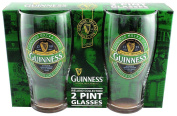 Guinness Ireland Collection 2 Pint Glass Pack
