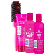 Lee Stafford Frizz Free, Curl Control Pack