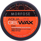 MORFOSE Aqua Gel Hair Wax Pro Style Extra Shinning 5.92oz / 175ml