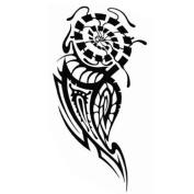 Creative Fake Body Tattoos Individual Styles Tattoo Stickers Temporary Tattoos