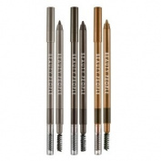 Beauty People Waterproof Formula Eyebrow Auto Pencil with Brush 0.4g KOREA (3 colours)