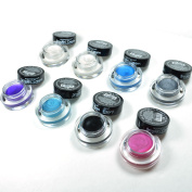 New 8 Pcs Kleancolor Smokin' Cream Eyeshadow for Smoky Colour Eyes shadow + FREE EARRING