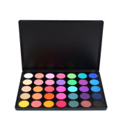 Miskos 35 Colours Eyeshadow Palette Silky Powder Professional Make up Pallete Product Cosmetics Makeup Eye Shadow 35E