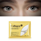 Baomabao 2017 Eye Collagen Ageing Wrinkle Under Crystal Gel Patch Anti Mask