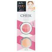 "Koji C-TIVE Cheek Colours C-TIVE CHEEK colours No.5 [Powder Cheek ""Usubeni"" & Powder Cheek ""Anzu""]"