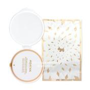 AGATHA Foundation Cushion Blanc De Cover SPF 50+ Silicon Puff 13g X 1pcs (Without Case