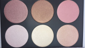 Beauty Creations Shine Bright 6 Colour Highlight Palette