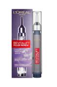 L'Oreal Revitalift Filler Renew, Hyaluronic Replumping Serum, 16 ml + FREE Makeup Blender
