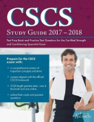 CSCS Study Guide 2017-2018