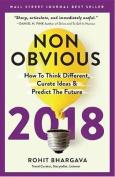 Non-Obvious 2018 Edition