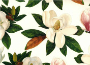 Tassotti Magnolias Decorative Wrap Paper 2 Full Sheets 70cm x 100cm