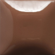 Mayco Stroke & Coat Wonderglaze for Ceramic Bisque - 60ml - SC41 - Brown Cow