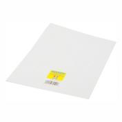 White Styrene Sheet .020 X 19cm X 28cm