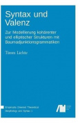 Syntax Und Valenz [GER]