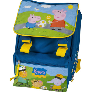 Peppa Pig Backpack for Primary School Blu