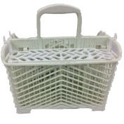First4Spares Whirlpool Dishwasher Cutlery Silverware Basket Holder 6-918873