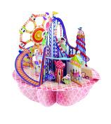 Santoro Pirouettes Fairground 3D Pop up Card