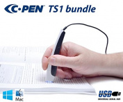C-Pen TS1 bundle - Pen Scanner incl. OCR and Text Translation Software