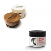 My Best Beard Oil Brush + Balm for Men