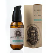 Samson and Delilah Premium Beard Oil Conditioner and Softener
