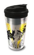 Batman Reflections Coffee Cup, Silver, 445 ml
