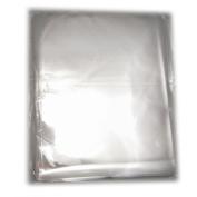 100PCS 28cm x 36cm DIY Jewellery Depot Clear Flat Cello Treat Bag