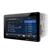 Soundstream VR-1032XB 2-DIN DVD, CD/MP3, AM/FM Receiver w/ SiriusXM Ready Tuner, Bluetooth 4.0 & 10.3″ LCD Touchscreen.