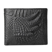 Tootu Bifold Wallet Men Leather Credit/ID Card Holder Billfold Purse Wallet