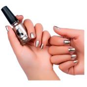 Iuhan Silver Chrome Pure Powder Mirror Effect Nail Powder Manicure Pigments