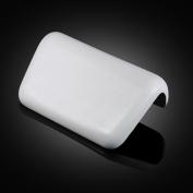 Anself Soft Bath Pillow Waterproof Bathtub Pillows Headrest Non-slip SPA Bathroom Supplies White
