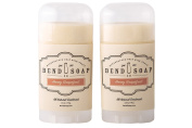 Bend Soap Company All Natural Deodorant Stick – Aluminium Chlorohydrate Free Antiperspirant With Essential Oils, Coconut Oil and More