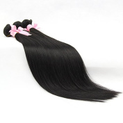 3 Bundles/set Human Hair Bundles Brazilian Straight Hair 100% Unprocessed extensions Natural Black Hair Weave 8-28inche