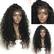 Vanessa Queen Long Hair Wig Water Wave Synthetic Lace Front Wig For Black Women 50cm