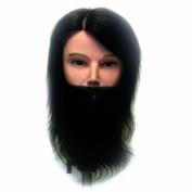Celebrity Dylan Budget Bearded Manikin Hair Cutting Kit