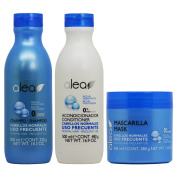"Alea Normal Hair with Rich in Moisturisers Shampoo + Conditioner + Mask ""Set"""