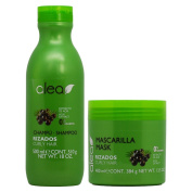 "Alea Curly Hair with Acai Extract Shampoo + Mask ""Set"""