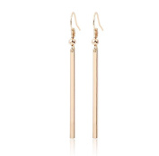 Malloom 1pair Hooked Rectangle Earrings Fashion Lady Jewellery Earrings Sets