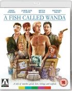 A Fish Called Wanda [Region B] [Blu-ray]
