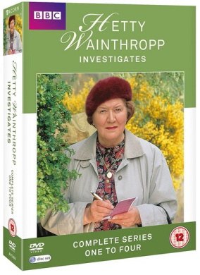 Hetty Wainthropp Investigates: Complete Series One to Four
