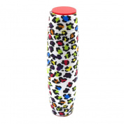 Fidget Toys,LINGERY Leopard Print Fun Dimensional Sided Colourful Release Anxiety Attention Stress Adults Toy Desktop Hand Toy Anxiety Release for Office Home Party Class Bar