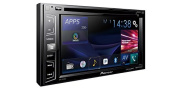 Pioneer AVH-X390BS Double Din Bluetooth In-Dash DVD/CD/Am/FM Car Stereo Receiver with 16cm Wvga Screen/Sirius Xm-Ready