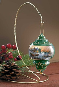 Single Hook Swan - Style Ornament Stand