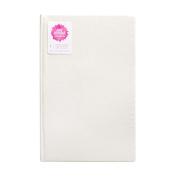 Jane Davenport Mixed Media 9 x 6 Journal Canvas û Hard Bound Stitched Binding û Hot Press Watercolour Paper