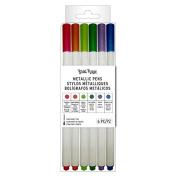 Brea Reese Metallic Pens, Brights