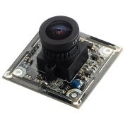 Spinel 5MP USB Camera Module Aptina MT9P001 Sensor with 185 degree Fisheye Lens, Support 2592x19440@15fps, UVC Compliant, Support most OS, Focus Adjustable, UC50MPB_F185
